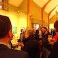 Opening tentoonstelling 'Brandschoon'