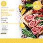 Koken voor levensgenieters: Kisp kookdemonstratie