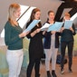 Klasconcert zang o.l.v. Eva Goudie en Laurie Janssens