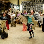 Zomer workshops  Flamenco dans