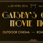 Outdoor cinema 'The Great Gatsby'