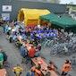 1 mei viering met fietstochten