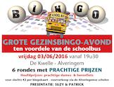 Grote Gezins-Bingo-Avond