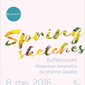 Buffetconcert: Spring sketches