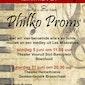 Promsconcert met lichte, populaire zomerse muziek van het Philharmonisch Koor van Antwerpen