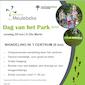 Dag van het Park 2016 - Centrumwandeling 6 km