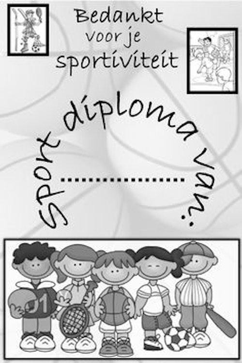 "Omnisportkamp zomervakantie 2018  ""SPORTDIPLOMAWEEK"""