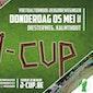 J-CUP || Voetbaltornooi Jeugdbewegingen