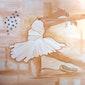 Schilderijen op Zijde, Acryl- en Olieverf op doek door Herna Deleu