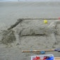Zandfiguren maken