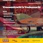 Mondiaal Café: Vrouwenkracht is Vredesmacht