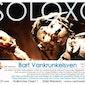 SOLOXOt tentoonstelling: Bart Vankrunkelsven