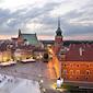 Warschau - Van oud naar nieuw