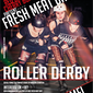 Fresh Meat Day (initiatiedag Roller Derby)