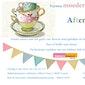Verwen moeder met een exclusieve Afternoon tea party!