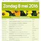Bloemenmarkt Sint-Martens-Latem 2016