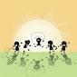 Ukkiepuk kleutersport: zomer sport3daagse
