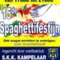 15de spaghettifestijn SK Kampelaar