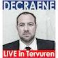 DECRAENE LIVE in Tervuren