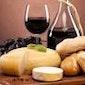 Kaas- en wijnavond