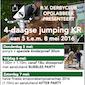4-daagse KR jumping met het Amazonekampioenschap 2016