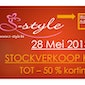 Stockverkoop by S-style