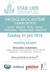 Vintage Brocanterie (Summer edition) Lier
