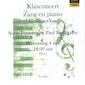 Klasconcert Zang en Piano