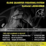 Close Quarter Fighting System Liedekerke (zelfverdediging)