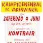 Kampioenenbal Fc Varenwinkel