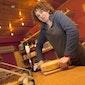 Rondleiding in de stallen en kaasmakerij van geitenboerderij 't Reigershof