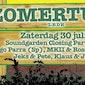 Zomertuin 30 juli: Soundgarden met Diego Parra (sp), Rosanna (Ire), Pete O'deep & Jeks, Klaus&Juan