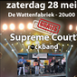 Rockband Suprème Court