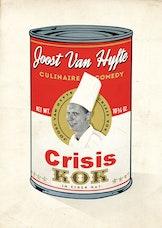Joost Van Hyfte met 'Crisiskok'