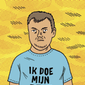 Finissage expo Bart Schoofs: Daily Unfunnies + optreden Carl Durant (solo)