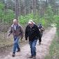 Wandelen in Wechelderzande   met de Zandstappers : 24ste HARTJE DER KEMPEN TOCHT