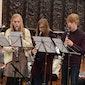 Openbare proef klarinet en fagot