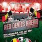 Red Devils Arena - België - Italë