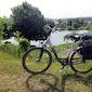 culturele uitstap trein/fiets tocht