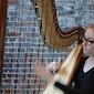 Aperitiefconcert Zomerse Klanken 'Anne Zeuwts, harp'