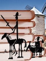 Don Quichot en zijn ijzeren wil