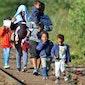 Vredeswake - thema 'vluchtelingen'