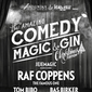 Comedy, Magic & Gin X-Mas Edition Gooik
