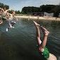 Zwemmen sport- en natuurcentrum De Gavers