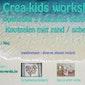 Crea-kids workshop