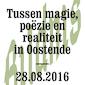 Tussen magie, poëzie en realiteit in Oostende - Ontmoeting met Patrick Corillon in Mu.ZEE en met Maaike Leyn in haar atelier.