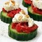 Vegetarische feesthapjes en (dip)sausjes - Geannuleerd