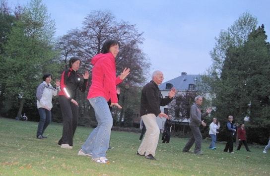 Nieuwe beginnersgroepen TAI CHI in de Schorre te Boom