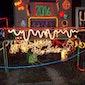 Opening Lauwe's kersthuisje & kerstmarkt