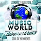 Platen en CD-beurs MUSIC-WORLD
